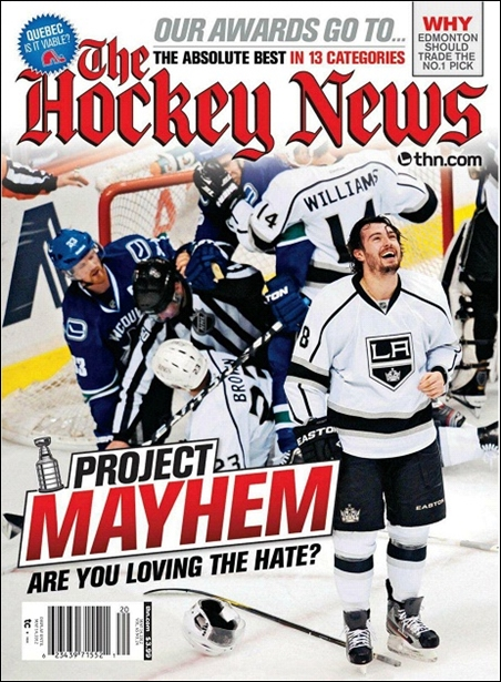 The Hockey News Canada - 14 May 2012 (HQ PDF)