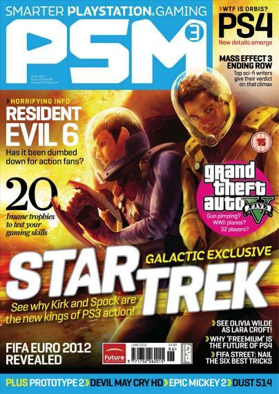 PSM3 Magazine June 2012