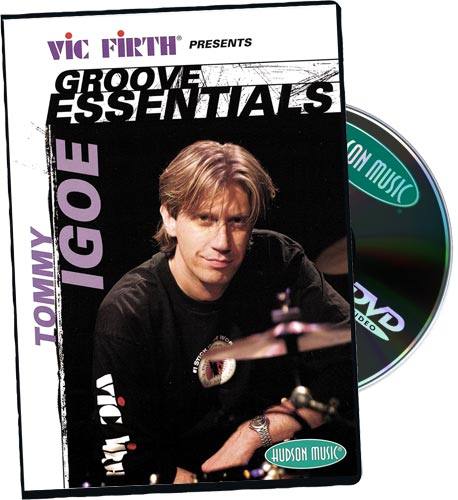 Tommy Igoe's Groove Essentials