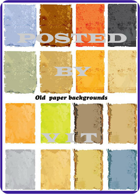 Old paper backgrounds 2