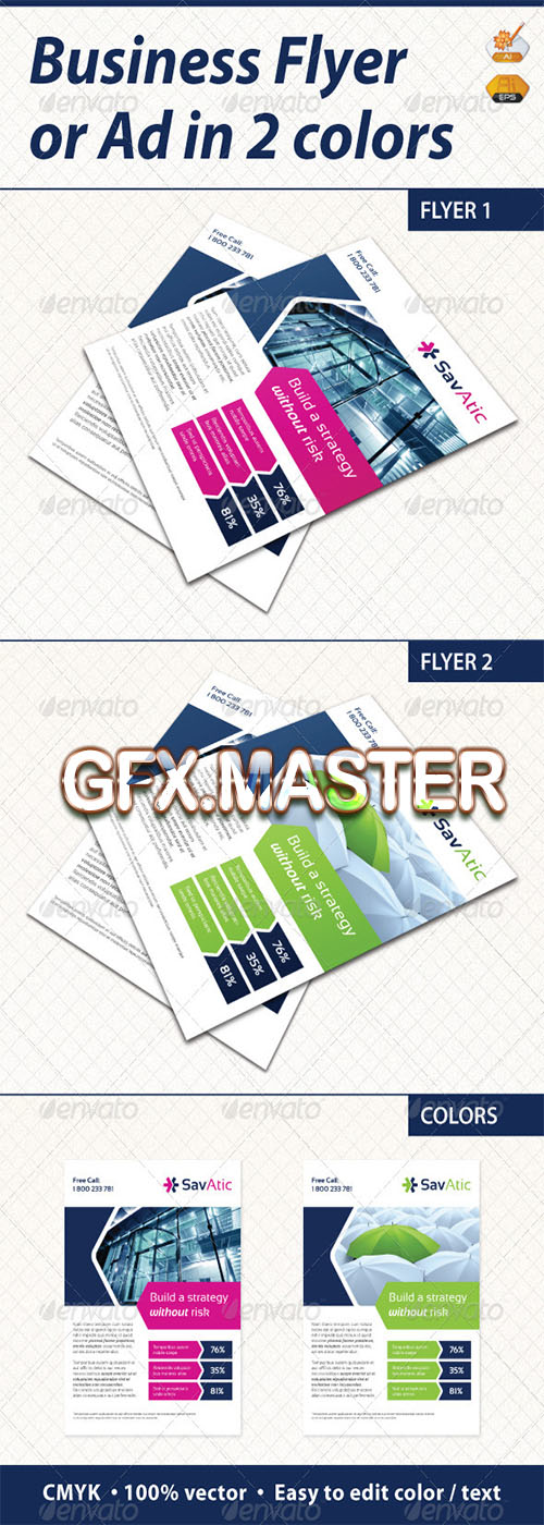 GraphicRiver - Flyer / Ad