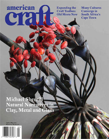 American Craft - April/May 2010