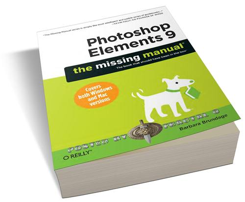 Photoshop Elements 9: The Missing Manual | 16.87MB | HF-FS-DF 640 pages | Publisher: Pogue Press; 1 edition (October 5, 2010) | Language: English