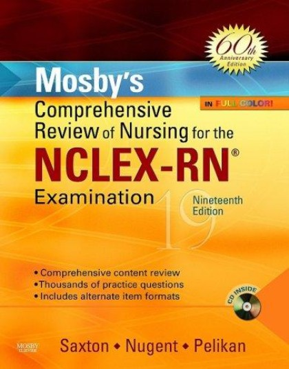 Mosby Complete Review of Nursing for NCLEX-RN