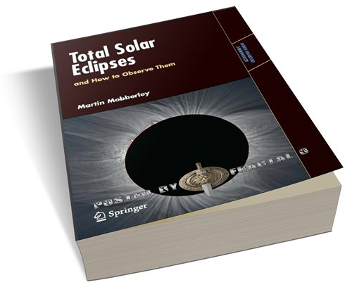Total Solar Eclipses and How to Observe Them | 58.91MB | HF-FS-DF 202 pages | Publisher: Springer; 1 edition (September 19, 2007) | Language: English