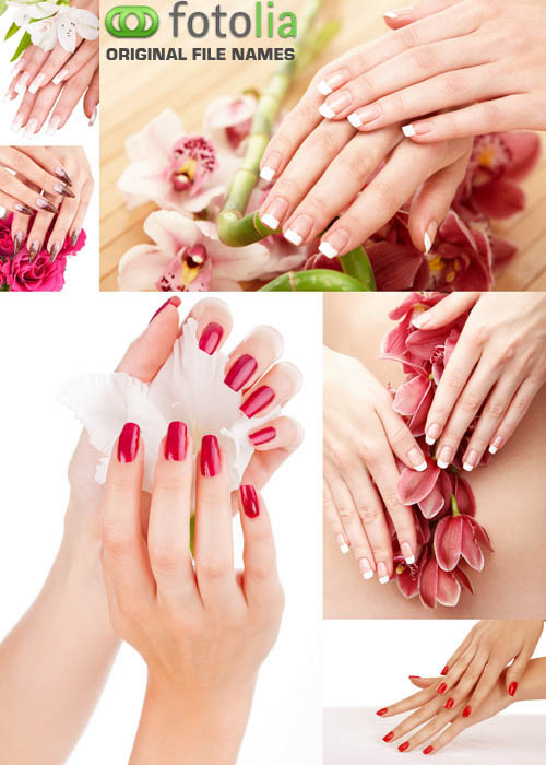Stock Photo - Manicure #3