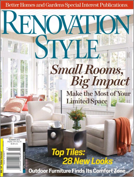 Renovation Style Magazine Summer 2012