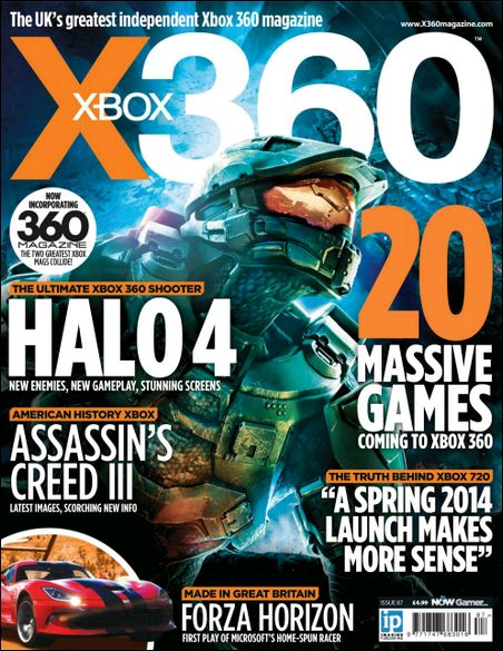X360 Magazine UK - Issue 87, 2012