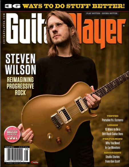Guitar Player USA - August 2012
