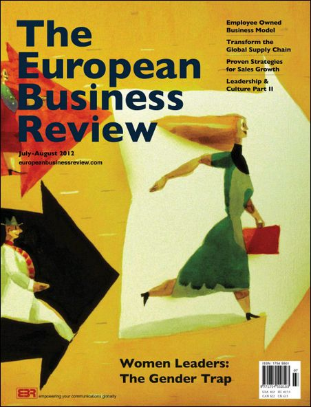 The European Business Review - July/August 2012
