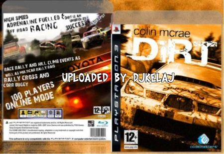Colin McRae: DIRT (EU,Ps3, 09/14/07)