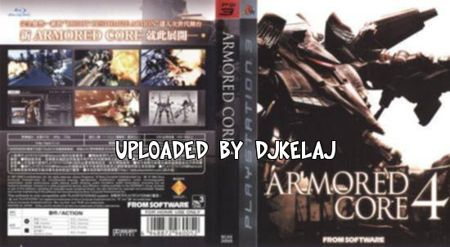 Armored Core 4 (EU,USA,PS3 06/22/07)