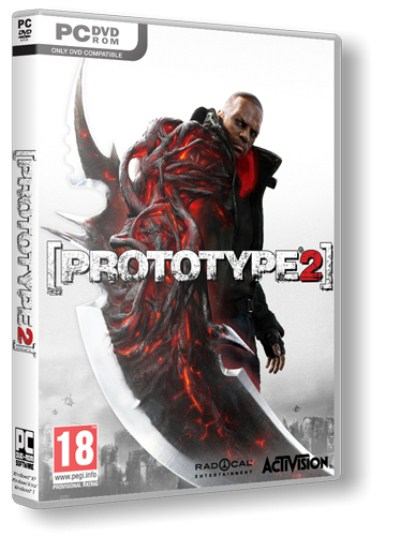 Prototype 2 (2012/Multi5/SteamUnlocked)