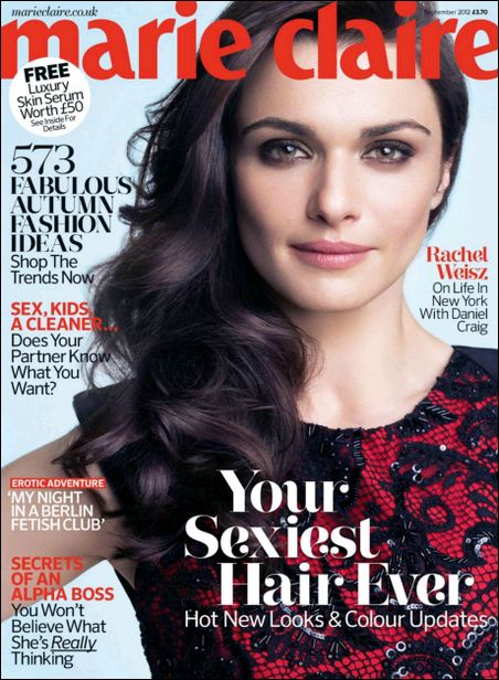Marie Claire UK - September 2012