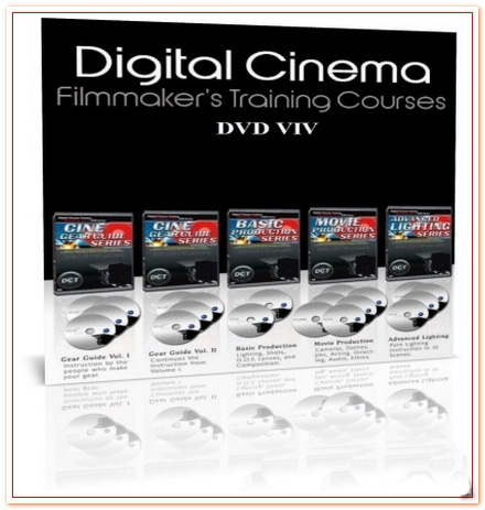 Digital Cinema-Filmmaker's Training Courses IV