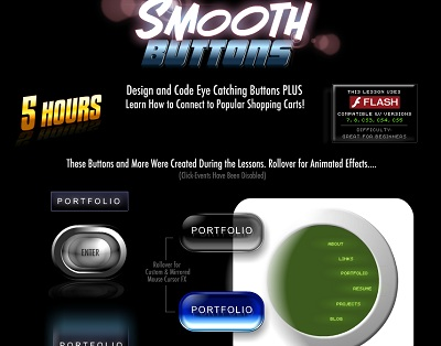 CartoonSmart - Smooth Buttons