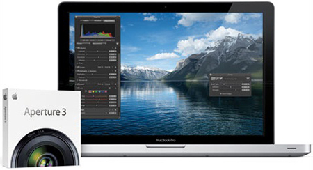 Aperture V3.3.2 Update MAC OSX