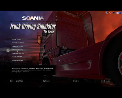 Scania Truck Driving Simulator v1.3 (2012/Multi33/Repack by Scorp1oN)