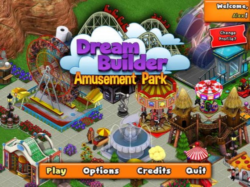Dream Builder: Amusement Park [FINAL]