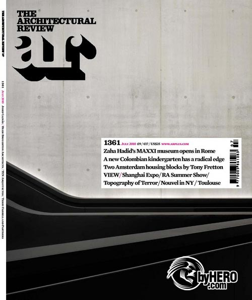 The Architectural Review Magazine July 2010
