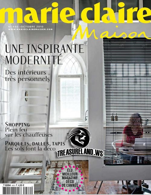 Marie Claire Maison – October 2010