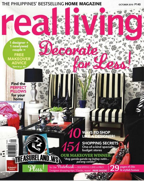 Real Living – October 2010