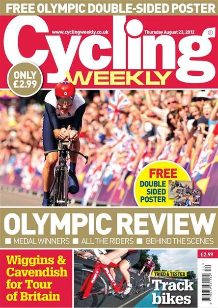 Cycling Weekly - 23 August 2012