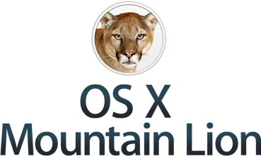 Mac OS X v10.8.1 (12B19) Mountain Lion [Mac app Store]