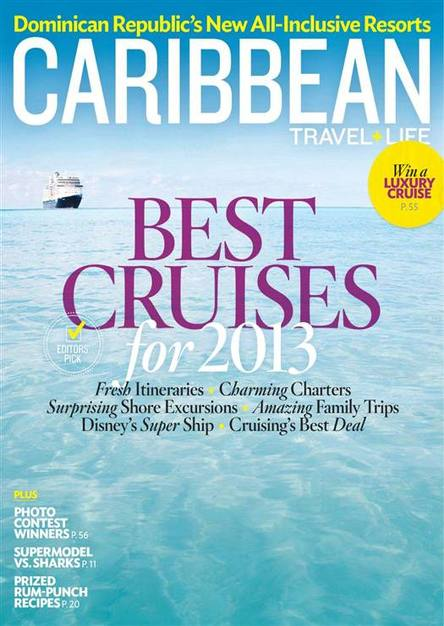 Caribbean Travel & Life - October/November 2012