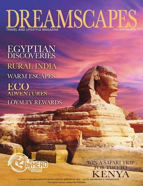Dreamscapes Magazine, Fall/Winter 2010