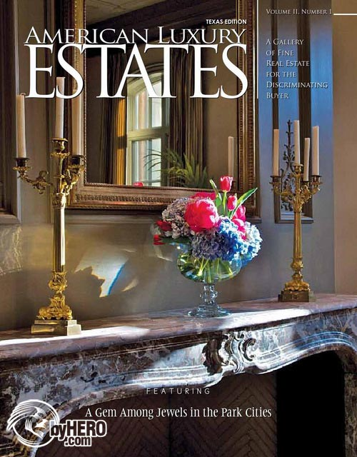 American Luxury Estates - Texas Vol.2 No.1