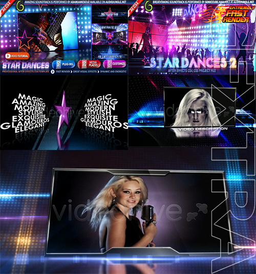 VideoHive Promo Pack After Effects Project