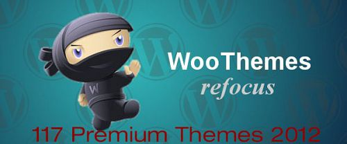 WooThemes Wordpress Mega Pack 117 Themes 2012