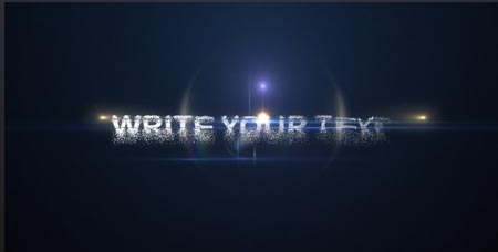 Videohive Form Writer CS4 After Effects Project