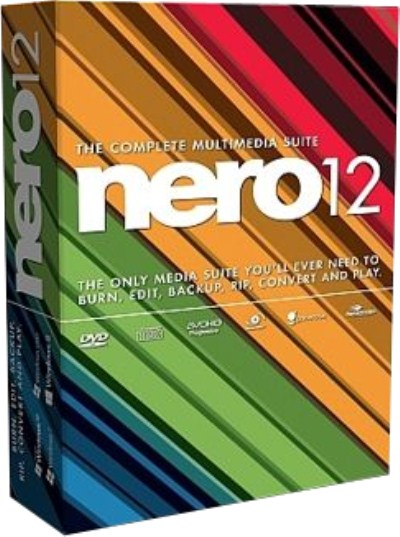 AIO Nero Multimedia 12.5.01900 / Kwik Media (BurnLite) 12.5.00300 Full Patch Free Download