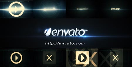 Videohive Futuristic Logo Opener After Effects Project