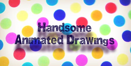 Videohive HANDSOME ANIMATED DRAWINGS After Effects Project