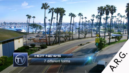 Videohive Hot News Lower Third Pack After Effects Project