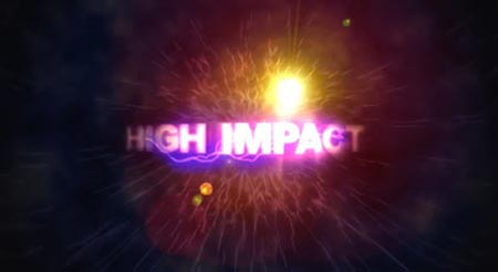 Videohive High Impact Titles After Effects Project