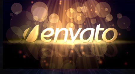Videohive Heavenly Logo Intro After Effects Project