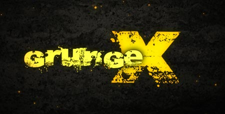 Videohive Grunge X After Effects Project