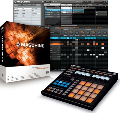 Native Instruments Maschine v1.8.1 UNLOCKED Update-R2R