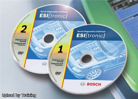 Bosch ESI[tronic] 03.2012 v12.3.1.8(9) (2 DVDs) Multilanguage