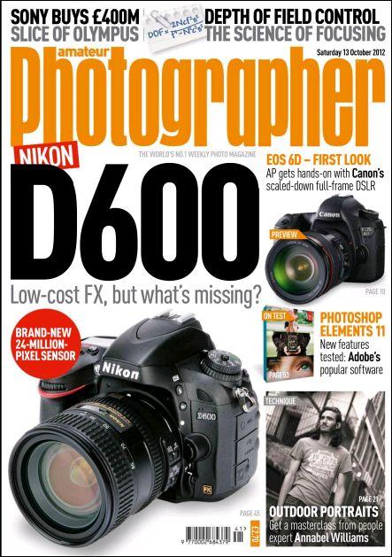 Amateur Photographer - 13 October 2012 (HQ PDF)