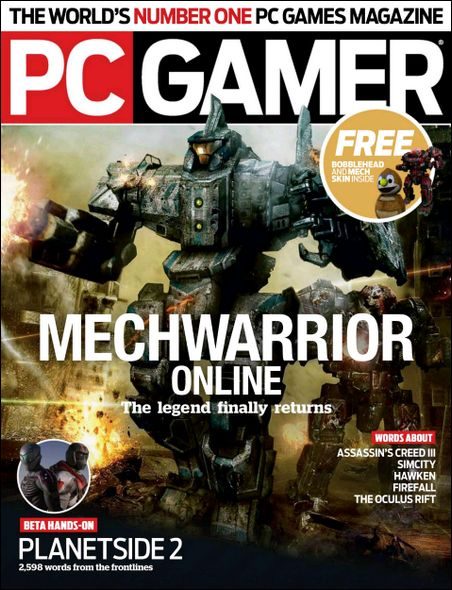 PC Gamer US - December 2012