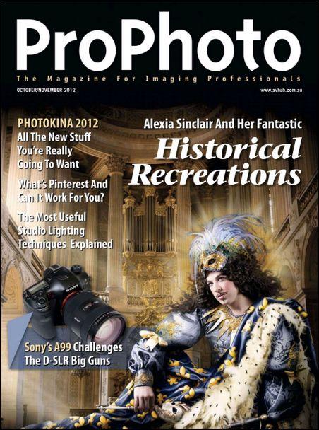 Pro Photo - October/November 2012