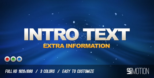 News Media Promo — After Effects Project (Videohive)