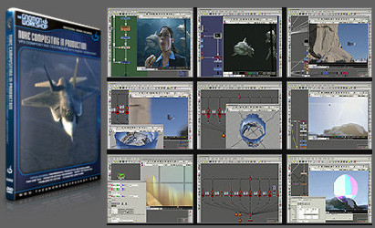 Gnomon Training - NUKE Compositing in Production