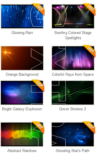 Abstract Backgrounds Collection PaCK 1