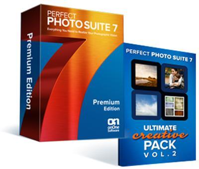 Perfect Photo Suite Premium Edition 7.1 & Ultimate Creative Pack 2 - ITA
